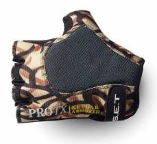 The Shooting Edge ProTX Kevlar Armored Hand Guard Kevlar Armor, Archery Gloves, True Friends, Sling Backpack, Camo, Hands, Backpacks, Outdoors, Camouflage