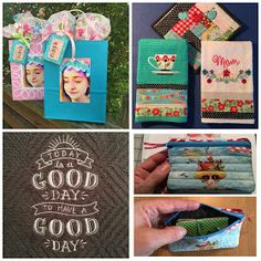 **Scroll down past the photos to see my list of resources and suppliers**       My newest way to personalize and create is with an embro...