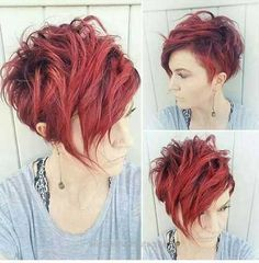 Check out this Best Pixie Hairstyles-15 The post Best Pixie Hairstyles-15… appeared first on Haircuts and Hairstyles 2018 .