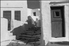 Cartier-Bresson: Greece: Cyclades, Island of Siphonos, 1961