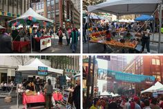 Our Guide To The 2012 Midtown Village Fall Festival, Returning To 13th Street This Saturday, October 6: Food, Beer Garden, Presidential Dunk Tank, Sidewalk Sales, Crafts And More