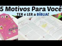 5 MOTIVOS Para VOCÊ TER e LER a BÍBLIA | 2SemanasComLói 11 ● Lói Cúrcio