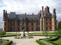 Castle Trévarez, France