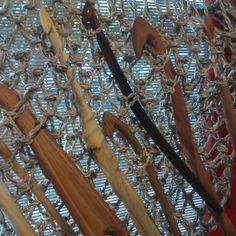 Crochet maderas nativas