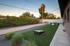Backyard Games, Backyard Landscaping, Backyard Ideas, Outdoor Entertaining, Outdoor Fun, Domaine Home, Online Landscape Design, Outdoor Chalkboard, Outdoor Living Areas