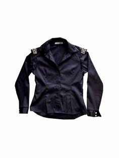 Camisa Black Spikes