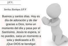 JESÚS PAN YVIDA: ¡Que DIOS te bendiga!.