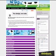 HTMLis.us website