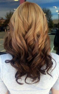 Trendy Reverse Ombre Hairstyles for 2017