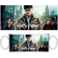 Estampa para caneca Harry Potter 000113 - Customize Transfer
