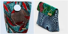 African Prints in Fashion: Aya Morrison: Purse Collection