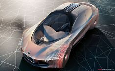 BMW Next 100 Concept Car