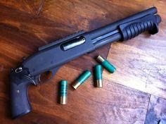 Remington 870 MCS (Modular Combat Shotgun)