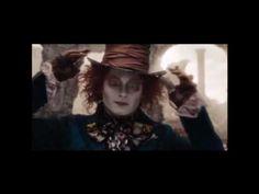 Johnny Depp - The mad hatter's dance