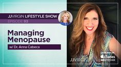 Menopause doesn't have to be a fog of hot flashes, insomnia, and weight gain, and in our podcast today, you'll learn why. My guest is Dr. Anna Cabeca, an incredible woman and physician who really walks the talk. In addition to being a board-certified OB/GYN, she's an expert in women's health and functional medicine, and …