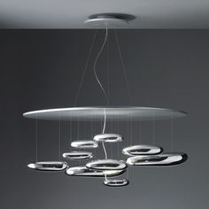 Lampada Mercury by Artemide Medio
