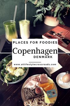 There's no better city to find cozy hideaway places than Copenhagen, Denmark. Check this Copenhagen foodie guide and save all the gourmet locations! #travel #food #copenhagen | Denmark Copenhagen Travel | Copenhagen food restaurants | Copenhagen foodie places | Brunch in Copenhagen | Copenhagen Food Market | Food Picture Photography | Europe Food Aesthetic | Nordic Food