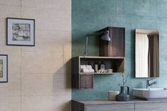 Turquoise and neutra
