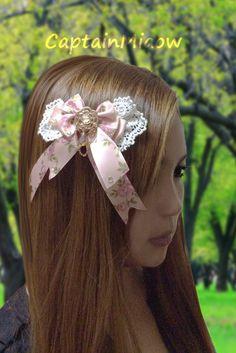PrincessClassicCosplay Lori Lolita Pink Ribbon by CaptainMiaow
