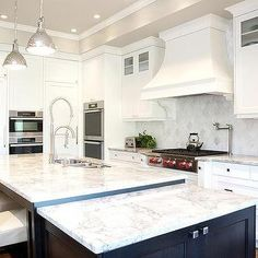 Allen Roth Blushing Ivory Quartz Kitchen Countertop