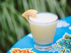 Grapefruit, tequila and lime get a honey-vinegar boost in this citrus-forward cocktail from Pok Pok