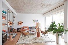Kim Verbist - Appartement seventies à Bruxelles