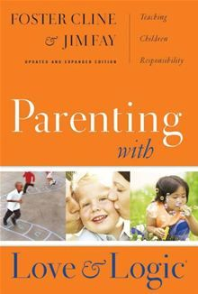 Parenting with Love and Logic by Foster Cline, M.D. and Jim Fay. My friend gave me a recap of the book and I started implementing a couple of things with my 3-year-old girl and they helped a lot. Now I NEED to read it all.