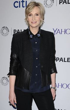 Pin for Later: Life After Glee: Where You Can Find the Cast Next Jane Lynch