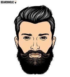 24 Die besten Long Beard Styles - Beardoholic - The Boss – Voll- und Langbartstile The Boss - Long Beard Styles, Hair And Beard Styles, Great Beards, Awesome Beards, Beard Hair Growth, Beard Pictures, Full Beard, Beard Lover, Long Beards