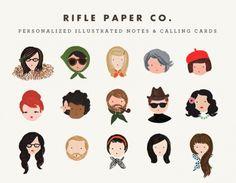 Love the Rifle Paper Co.'s stuff