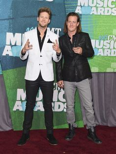 Brian Kelley and Tyler Hubbard ❤️ 2015 CMT Music Awards ❤️