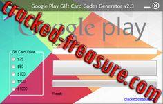 How To Get Free Google Play Gift Card Codes Generator: http://cracked-treasure.com/generators/free-google-play-gift-card-codes-generator-2