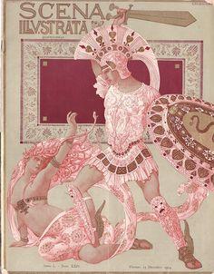 Scena Illustrata 1914