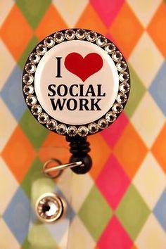 I do heart social work!!
