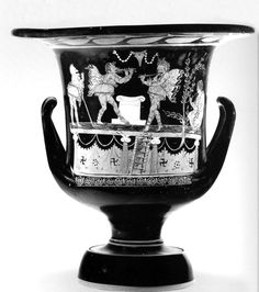paestum python - Google Search Ancient Greek Theatre, Greek Pottery, Minoan, Pottery Making, Archaeology, Plays, Theater, Roman, Scene