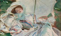 John Singer Sargent's watercolours set for rare London exhibition
