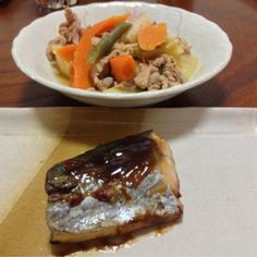 久しぶりにさわらを食べて、お腹いっぱいになりました。 - 7件のもぐもぐ - さわらの照り焼き by kenjishibatuji