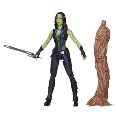 Gamora - Guardians Of The Galaxy - Marvel Legends