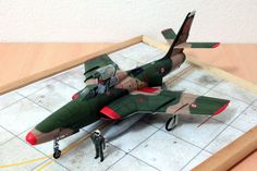 1/48 │ RF-84F Thunderflash 144. Filo │ Heller │ Sertaç Bayar
