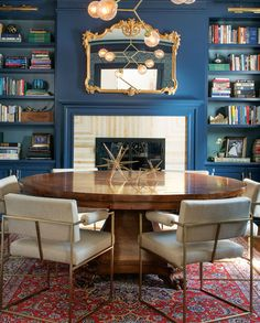 Interior designer Danielle Monteverdi takes an old Victorian home in Larchmont NY and creates a new mix of classic and modern style a family can love and live in.