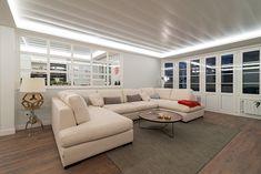 Reforma integral en Neguri de Gumuzio&MIGOYA arquitectura e interiorismo Couch, Furniture, Home Decor, Renovation, Salons, Interior Design, House Decorations, Yurts, Architecture