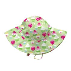 New! i play. Classics Brim Sun Protection Hat from @i play., Inc #baby #spring #summer