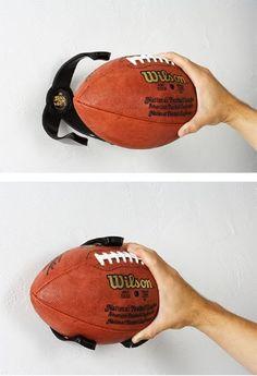 Amazon.com - Ball Claw for Football Sports Ball Holder - Storage And Organization Products