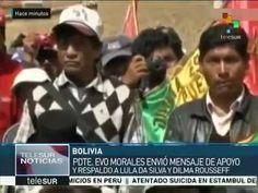 Evo Morales convoca UNASUL para invadir o Brasil DIREITA a batalha pelo ...