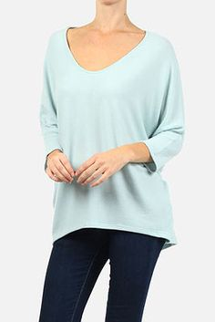 Looking for one of the softest shirts known to mankind? Try this Freeloader top on for size. Shop now at cinnaryn.com.