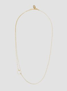Midtown Necklace Brass