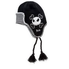 Jack Skellington Beanie Hat Disney Parks Jack Skellington Pumpkin King One Size Adult Warm Woven Beanie Hat Disney Accessories Hats