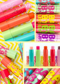 Maybelline Baby Lips limited edition!