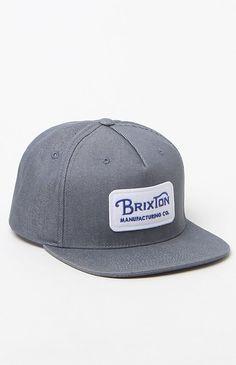 4853fec78 29 Best Brixton hat addiction images in 2017   Snapback hats ...
