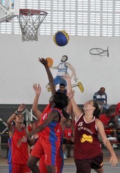 Rodada desta sexta-feira dos JEMs pode definir semifinalistas do basquete feminino